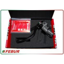 Brembo pompa freno radiale 16X18 con tubo di raccordo e switch