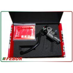 Brembo pompa frizione radiale 16x16 16x18 RCS con tubo di raccordo