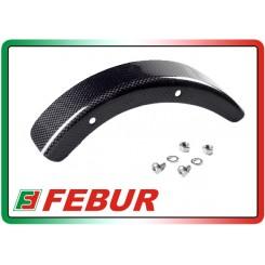 Paraspruzzi corona posteriore in carbonio Ducati Hypermotard 796 1100