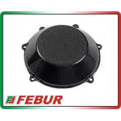 Cover frizione chiuso carbonio Ducati Multistrada 1000