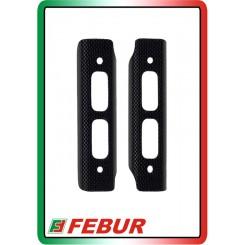 Coppia protezione radiatore carbonio Ducati Monster S4 S4R S4RS 2001-2008