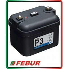 Batteria al litio Full Spectrum Power Pulse P2 per 1000cc
