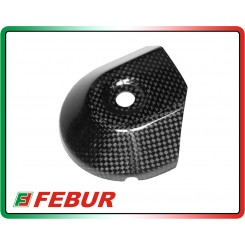 Protezione tubo scarico in carbonio Ducati Monster 696 796 1100 2008-2014