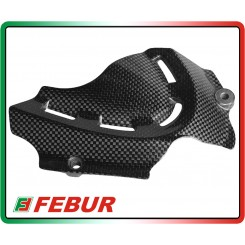 Cover pignone in carbonio Ducati Monster 696 796 1100 2008-2014