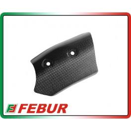 Protezione tubo di scarico carbonio Ducati 848 1098 1198
