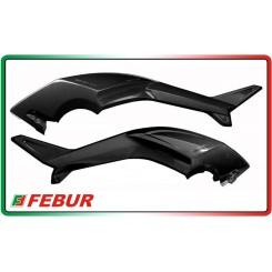 Coppia boomerang in carbonio Yamaha T-Max 530 2012-2014