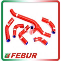 Kit tubi siliconici radiatore acqua Samco Ducati 749 999 S 2003-2007