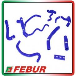 Kit tubi siliconici radiatore acqua Samco Ducati 848 1098 1198 R/ S 2007-2011