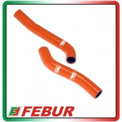 Kit tubi siliconici radiatore acqua Samco KTM 690 SMC/ DUKE/ ENDURO/ R 2008-2014
