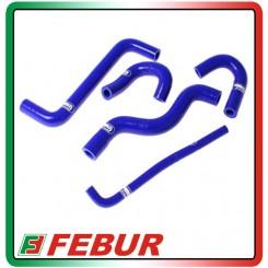 Kit tubi siliconici radiatore acqua Samco Honda CBR 125 2007-2010