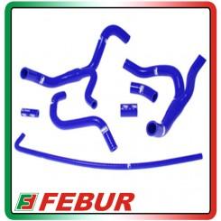 Kit tubi siliconici radiatore acqua Samco Honda CB 600 2007-2011