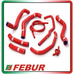 Kit tubi siliconici radiatore acqua Samco Honda CB 1300 Super Four F/ S SC54 2003-2009