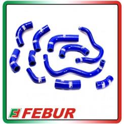 Kit tubi siliconici radiatore acqua Samco Honda CBR 600 RR PC37 2005-2006