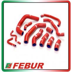 Kit tubi siliconici radiatore acqua Samco Honda CBR 1000 RR 2004-2005