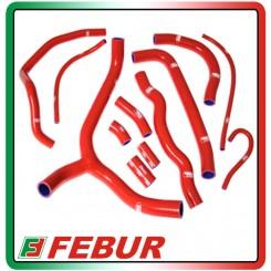 Kit tubi siliconici radiatore acqua Samco Honda VFR 800 Fi/ VTEC 2002-2008