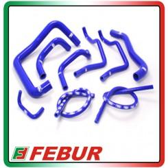 Kit tubi siliconici radiatore acqua Samco Honda CBR 929 RR Fireblade SC44 RRY 2000-2001
