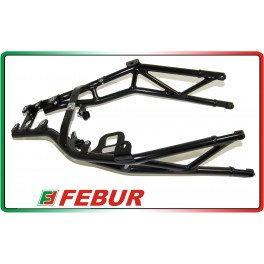 Telaietto posteriore alluminio racing Ducati Hypermotard 796 1100 2007-2012