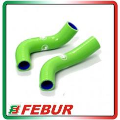 Kit tubi siliconici radiatore acqua Samco Aprilia RS 125 2005-2011