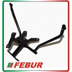 Telaietto anteriore alluminio racing Ducati 848 1098 1198 2007-2013