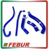 Kit tubi siliconici radiatore acqua Samco Honda CB 600 F/ S Hornet PC34 PC36 1998-2006