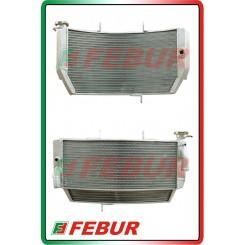 Radiatore maggiorato acqua strada Honda CBR 929 RR 99-01