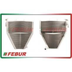 Radiatore maggiorato acqua racing Honda CRF 450 13-15