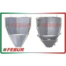 Radiatore maggiorato acqua racing MV Agusta F4 1000 04-09