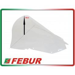 Cupolino plexiglass Fabbri trofeo SS trasparente Yamaha YZF R6 2008-2015