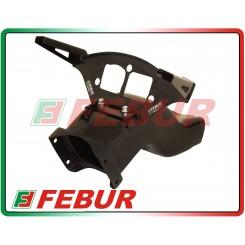 Telaietto anteriore alluminio front subframe aluminium racing + canale aria air duct Yamaha R1 R1M 2015