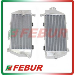 Racing water radiator Yamaha WR 250 2007-2012
