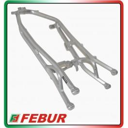 Telaietto posteriore alluminio racing Kawasaki ZX-10R 2011-2015