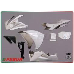 Carena completa vetroresina racing Yamaha R1 2009-2011