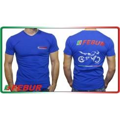 Maglia t-shirt uomo Febur