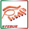 Kit tubi siliconici radiatore acqua Samco KTM Superenduro R/ Supermoto 950 2006-2009