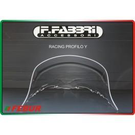 Cupolino plexiglass solo pista trasparente Honda  CBR 600 RR (2003/2004)