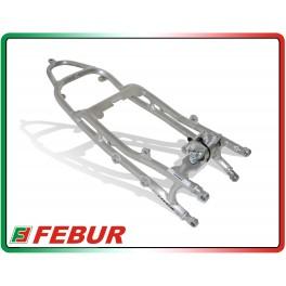 Telaietto posteriore alluminio racing Kawasaki ZX-6R 600 2009-2016