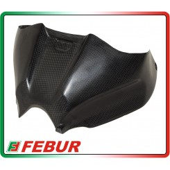 Carbon air box cover for Febur fuel tank Kawasaki ZX-10R 2011-2016