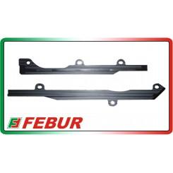 Pair of chain sliders for Febur swingarm Ducati 748 916 996 998 1994-2004