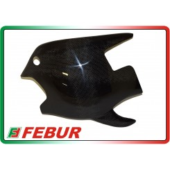 Carbon cover for Febur swingarm Ducati 848 1098 1198 2007-2013