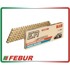 Racing chain DID ER 415 ERZ SDH 140 RINGS