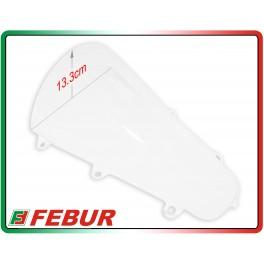 Cupolino plexiglass Febur rialzato trasparente Honda CBR 1000 RR 2012-2016