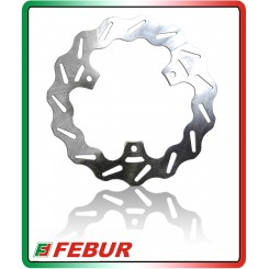 Rear brake disc Braking wave Yamaha R3 2015-2017