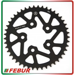 Ergal ultra light rear sprocket Gandini Race 520 BMW S1000RR HP4 2013-2014