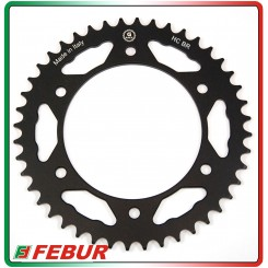Ergal ultra light rear sprocket Gandini Race 520 Honda CBR 600 F 2001-2008