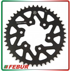Ergal ultra light rear sprocket Gandini Race 520 Kawasaki ZX-6R 600 636 1998-2017