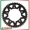 Ergal ultra light rear sprocket Gandini Race 520 Yamaha R1 R1M 2015-2017