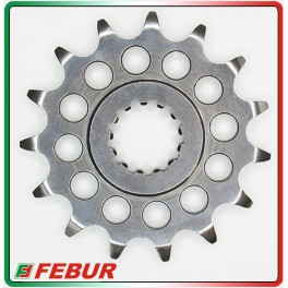 Steel ultra light front sprocket Gandini Race 415 Yamaha R3 2015-2017