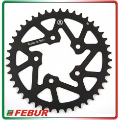 Ergal ultra light rear sprocket Gandini Race 520 special wheels OZ and Marchesini