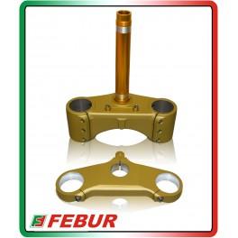 Kit piastre in magnesio Ducati 848 1098 1198 2007-2013