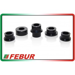 Kit ergal wheels bushings Yamaha R3 2015-2018